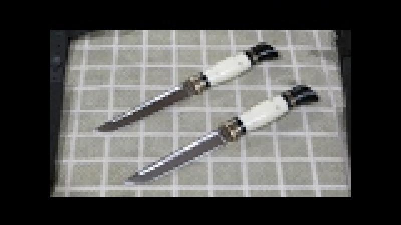 2 ФИНКИ и варианты ношения. Свежие ножи...