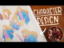 Turning strangers into characters ~ Frannerd
