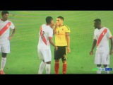 Radamel Falcao accused of fixing Peru v Colombia 1-1| World Cup Qualification