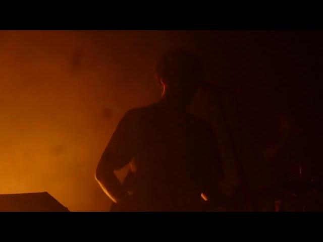The Soft Moon - Burn (live) @ Fuzz Club, Athens 27.10.2017