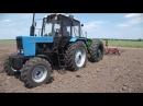 Додатковий технологічний модуль до трактора Кий - розробка ННЦ «ІМЕСГ» НААН Ук