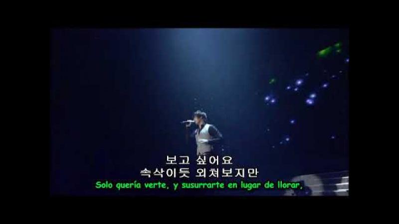 Heo Young Saeng - It isn't love (spanish sub)