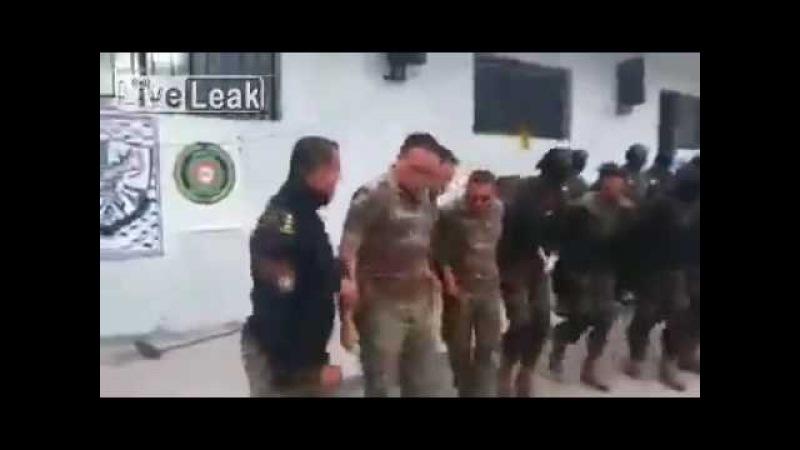 Палестинские Бойцы НФОП ГК в Сирии против террористов Ваххабитов