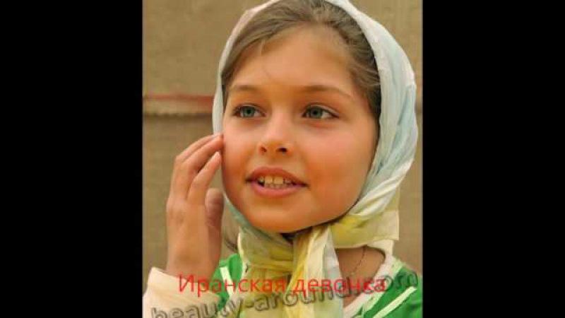 Этническая внешность детей мира