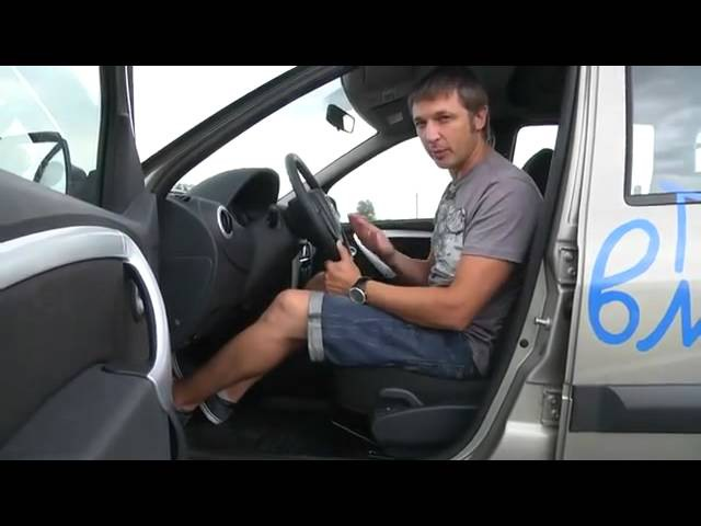 Тест-драйв Lada Largus от CARobka.ru - видео с YouTube-канала Официальный Лада Клуб