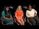 A WRINKLE IN TIME interviews Oprah Witherspoon Kaling Pine Mbatha Raw Duvernay Reid