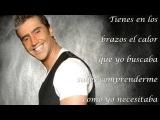 La Mitad Que Me Faltaba - Alejandro Fernandez (letra)