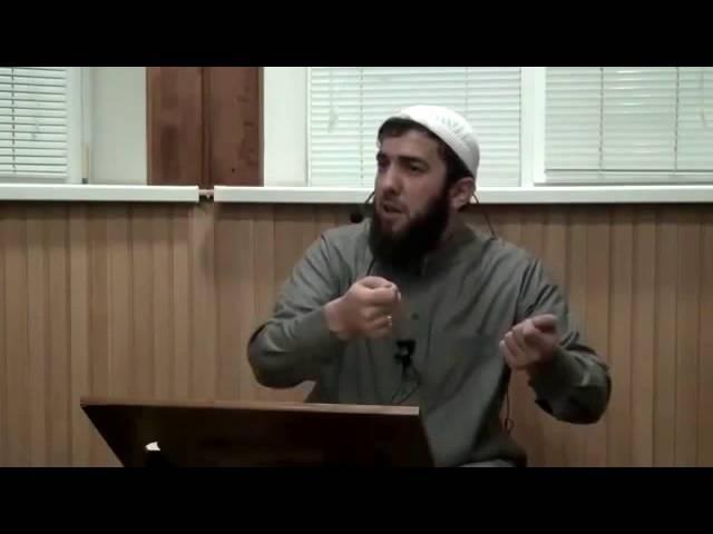 Абу Исхак Саситлинский о подражании куффарам