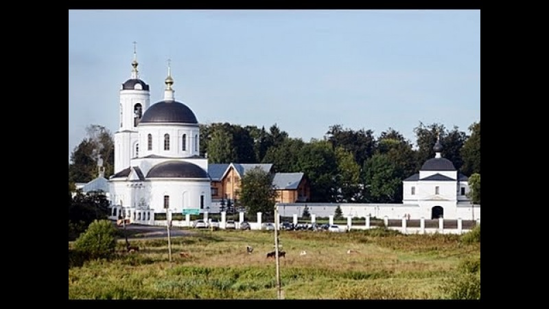 Ставропигиальный Свято-Троицкий Стефано-Махрищский женский монастырь