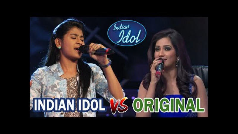 Indian Idol vs Original - Which Bollywood Song Do You Like