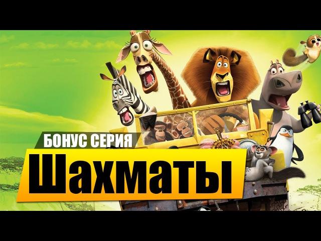 Мадагаскар 2: Побег в Африку - Бонус 1 часть (Шахматы)