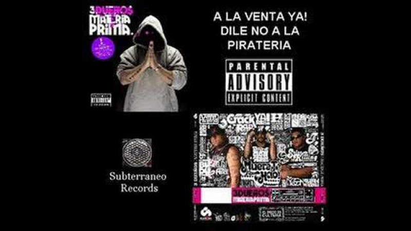 3 Dueños - Nadie nos tumba - Materia Prima 2007 (audio)