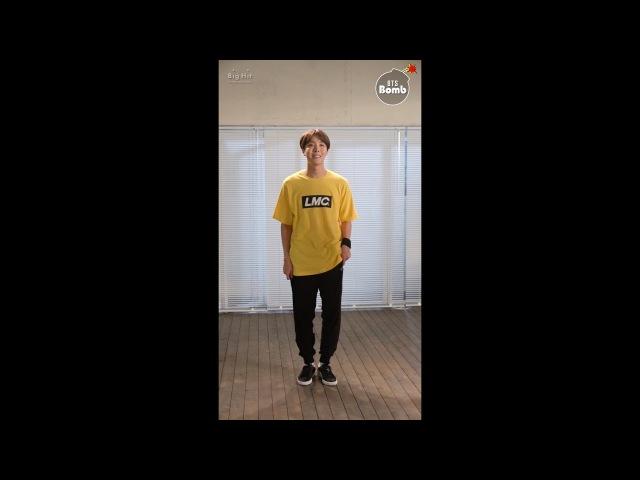 [BANGTAN BOMB] j-hope Jimin Dancing in Highlight Reel (Focus ver.) - BTS (방탄소년단)