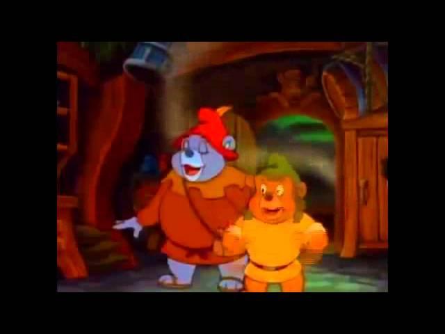 Приключения Мишки Гамми,Колдун в стране сновидений 6 5,мультик , Gummi Bears