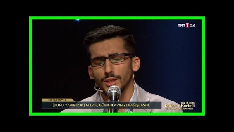 Kuran-ı Kerimi Güzel Okuma Yarışması - Mehmet Karaca