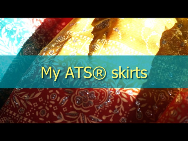My ATS® skirts collection TAG (11 skirts) ♥ Моя коллекция ATS® юбок ТЭГ (11 юбок)