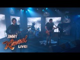 Manchester Orchestra - The Alien (Jimmy Kimmel Live)