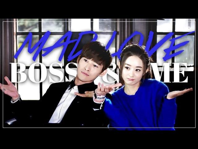 ᴍᴀᴅ ʟove   boss and me (mv)