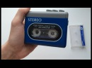 Кассетный плеер Stereo personal cassette player обзор