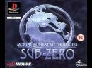 Mortal Kombat Mythologies: Sub-Zero Прохождение (PS1 Rus)