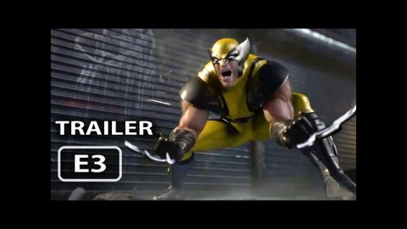 Marvel Avengers Battle For Earth Trailer (E3 2012)