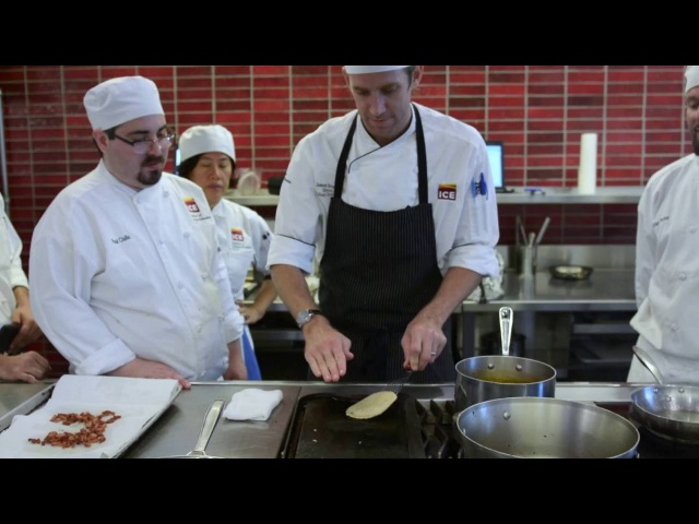 A Day in the Life of a Culinary Student