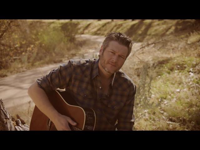 Blake Shelton - I Lived It (Official Music Video)