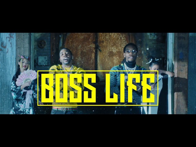 YFN Lucci Boss Life ft. Offset (Official Music Video) [Рифмы и Панчи]