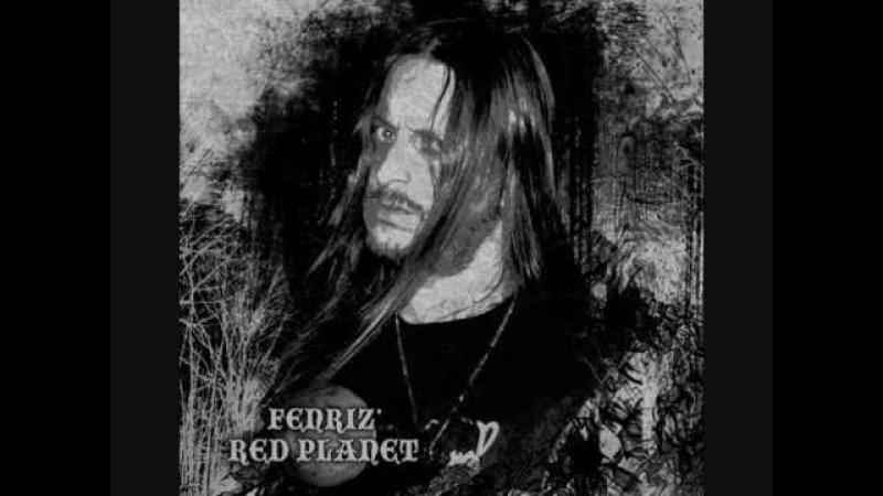 FENRIZ` RED PLANET - John Carter, Man On Mars