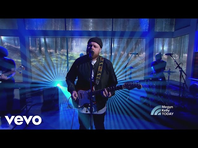 Tom Walker - Leave a Light On (Live from The Today Show)