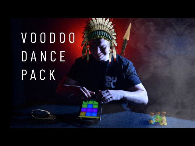 Voodoo Dance Drum Pads 24 Soundpack