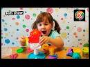 Пластилин Плей До Набор Парикмахерская Сумасшедшие прически PLAY DOH