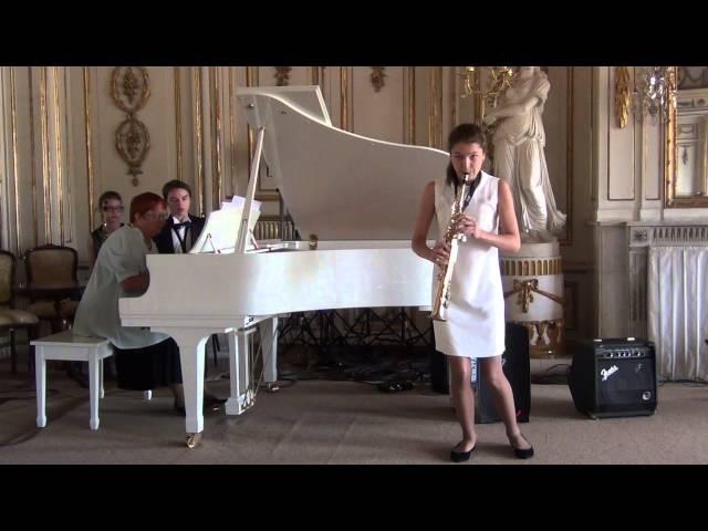 Г.Гендель. Ларго и Аллегро из сонаты для скрипки №3.