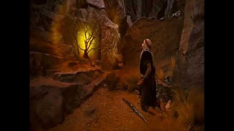 Моисей - Неопалимая Купина (Десять Заповедей)