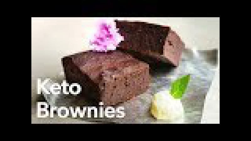 Making Flourless Low Carb Keto Brownies