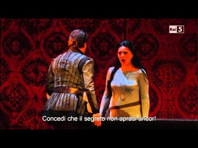 Maria Agresta Francesco Meli.