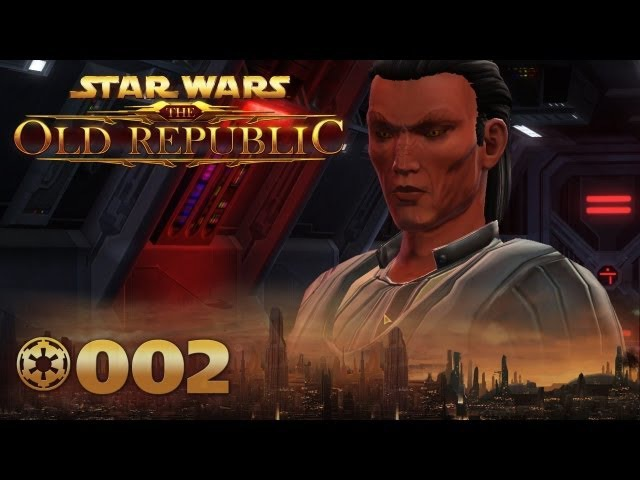 Let's Play Star Wars: The Old Republic 002 [Deutsch] [Full-HD] - Die dunkle Seite