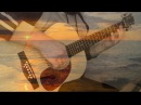 Fingerstyle Blues SoloNo.15 on Acoustic Guitar Maxtone