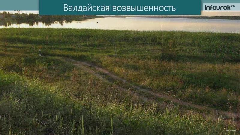 Рельеф скульптура поверхности России
