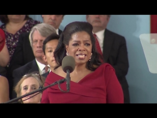 Oprah Winfrey Harvard Commencement speech - Harvard Commencement 2013