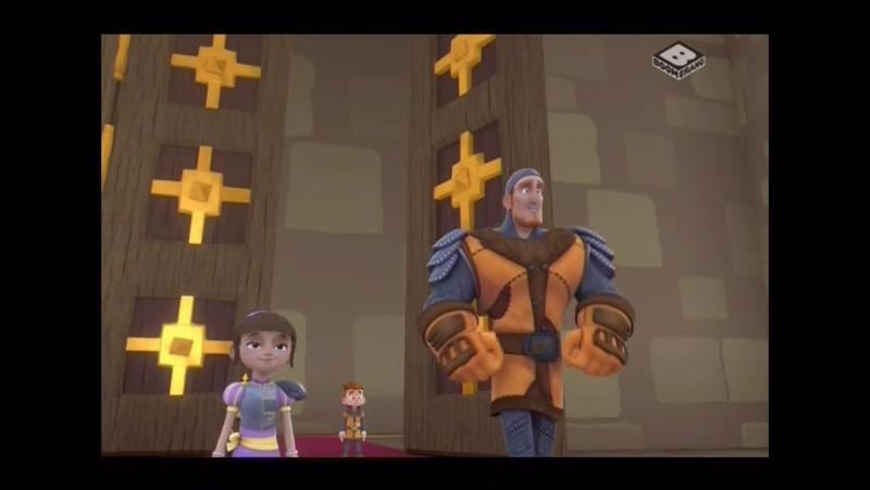 Мой Любимый Рыцарь s1e15 - Коварный Замок!