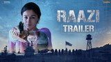 'Raazi' Official Trailer | Alia Bhatt, Vicky Kaushal | Directed by Meghna Gulzar | 11th May 2018