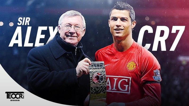 Cristiano Ronaldo - 10 Crazy Performances Under Sir Alex Ferguson |HD