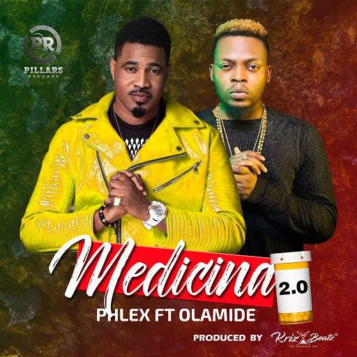 Phlex альбом Medicina 2.0 (feat. Olamide)