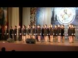 Краснодар, конкурс строевой и героической песни
