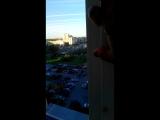 как майя застряла в окне 1