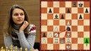 Шахматы. Йованна Раппорт - Анна Музычук: захватывающий шахматный триллер!
