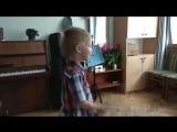Даниил Хармс - Удивительная кошка (читает Даниэль Плеско, 5 лет)