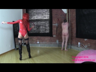 BratPrincess - Amadahy - Toilet Slave Whipped for Cause (Part 1)