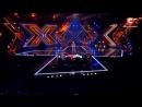 X-фактор Украина - Небо на ладони - Ильин Николай